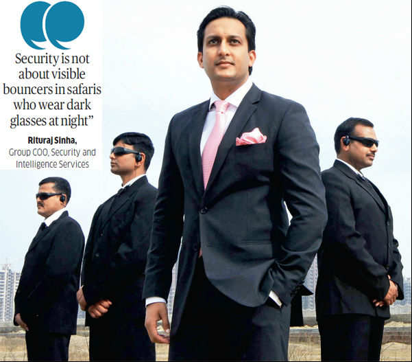 How India's top industrialists are protected by Rs 22,000 crore security business