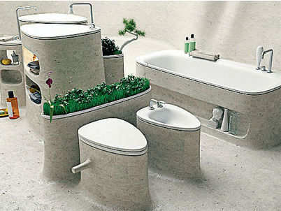 Innovations in design: Renovate your bathroom with amazing gadgets