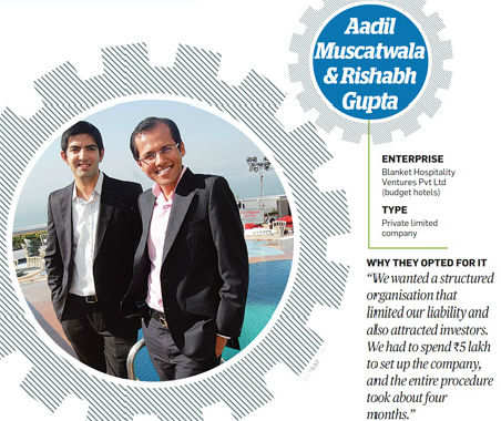 Case of Aadil Muscatwala and Rishabh Gupta