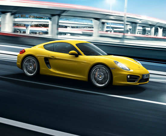 Porsche launches Cayman S sports car at Rs 93.99 lakh