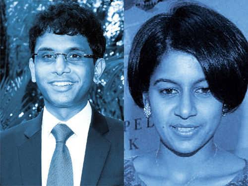 Rohan Murthy & Lakshmi Venu