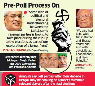 Narendra Modi's elevation has dented BJP's efforts to expand NDA: Prakash Karat