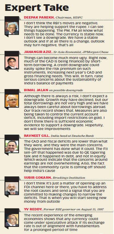 Manmohan Singh's 1991 Rupee brahma astra may boomerang to a junk rating