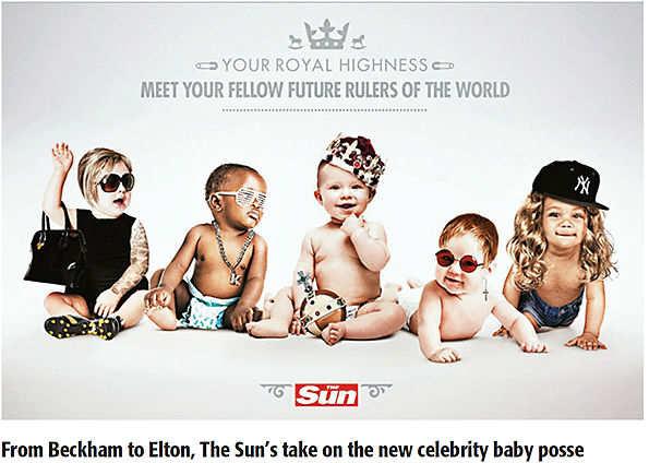 Globe Trotter: Brands got baby fever