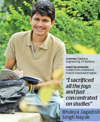 Outstanding examples of economically challenged students who have