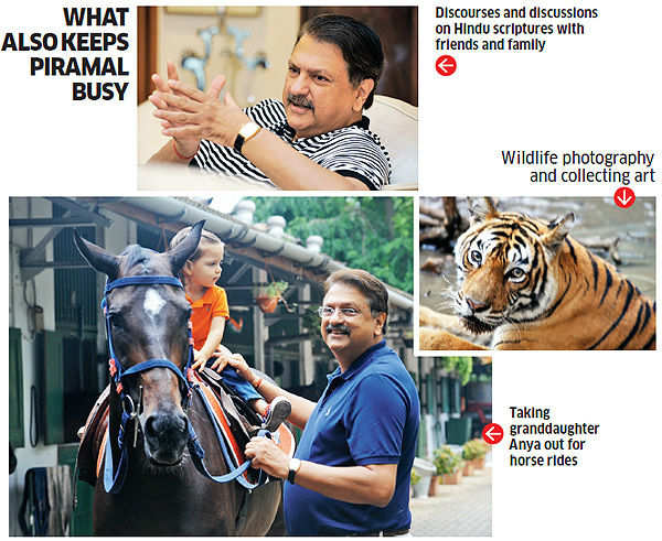 Meet Ajay Piramal: Founder of a pharma empire who is alternating between strategic & financial investments