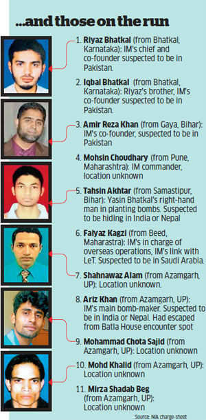 Yasin Bhatkal captured but Indian Mujahideen story may be far from over