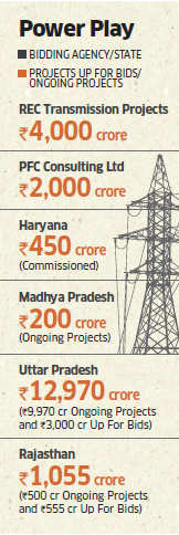 Only serious players bid for power transmission projects