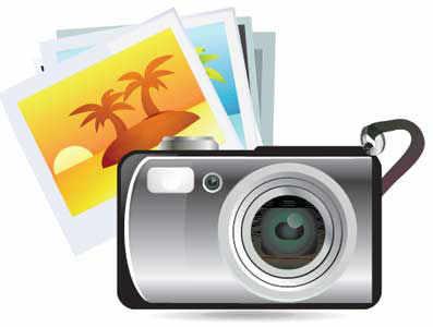 point-&-shoot camera