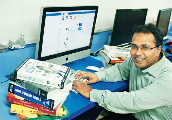 Founded by Sunder Nookala, Prashant John, Krishnan Madhabushi, Mitesh Damania