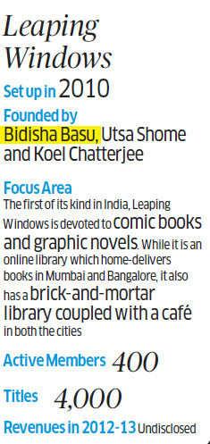 Founded by Bidisha Basu, Utsa Shome and Koel Chatterjee