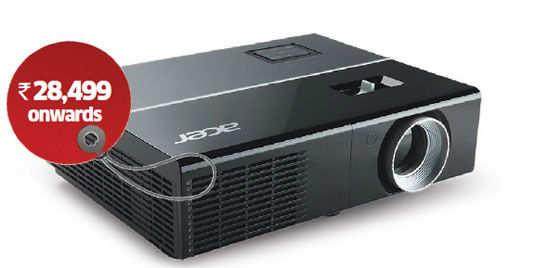 Acer DLP projectors