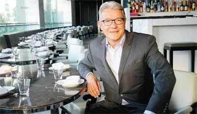 Didier Souillat, executive V-P of Hakkasan