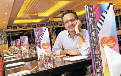 Amit Manchanda, master franchisee
