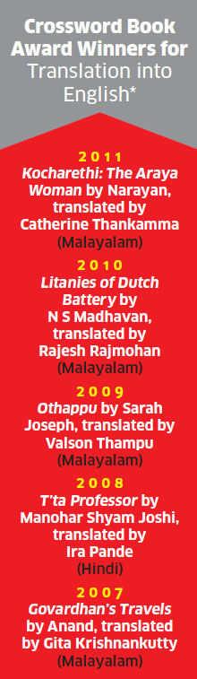 Despite pitfalls, publishers bet on translated vernacular