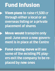 Tata Teleservices may reduce Viom stake by half