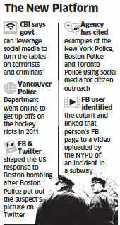 Cbi Asks For New Media Policy To Reach Out To Citizens The