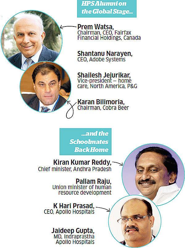Hyderabad Public School's illustrious alumni: Satya Nadella, Prem Watsa and many more