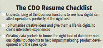 Chief Digital Officer (CDO): A fancy meaningless designation or a crying need of the hour?