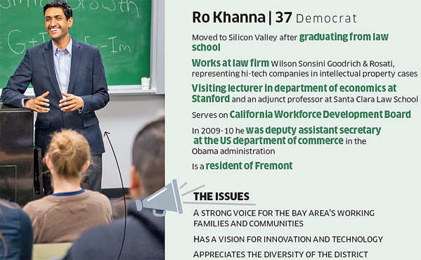 Ro Khanna vs Vanila Singh: Indian-Americans may clash for a Congressional seat in Silicon Valley, California