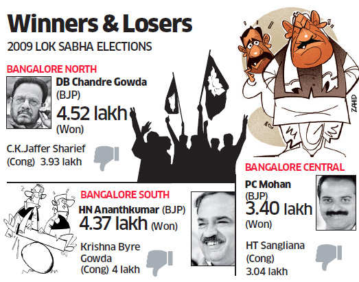 Lok Sabha polls 2014: Nandan Nilekani heats up battle in India's Silicon Valley