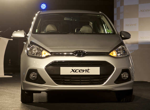 Hyundai Xcent sedan launched at a starting price of Rs 4.66 lakh