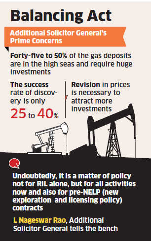Decision to hike gas price was necessary to attract investments: Government