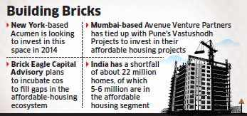 PE players bet on India's affordable and low-income housing sector