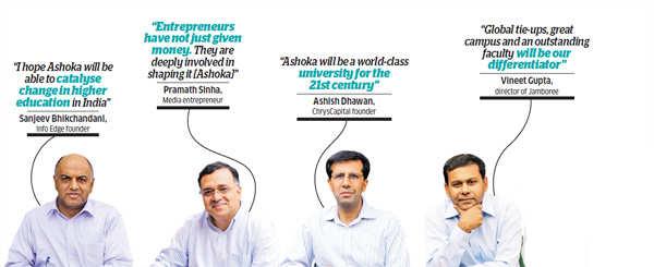 Ashoka University: India's answer to the Ivy League, promises 'world-class' liberal arts education