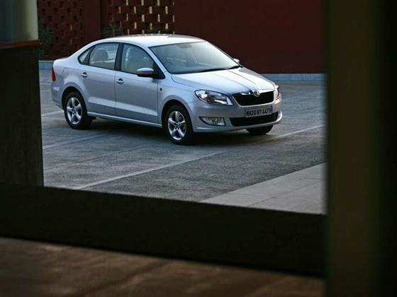Skoda to launch Rapid diesel with DSG automatic - The Economic Times