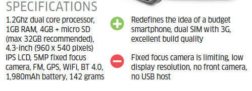 ET Review: Motorola Moto E