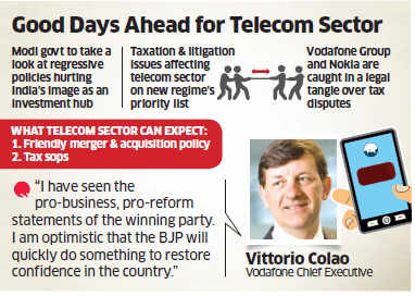 Tax sops in store for telecom sector as Modi govt looks to change investment sentiment