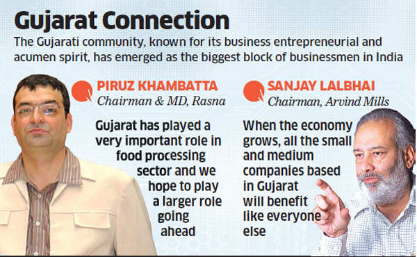 Namo-land: With Narendra Modi becoming PM, stock of Gujarat business on an upswing