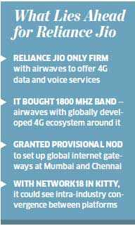 Reliance Jio may offer free TV content to its data users - The