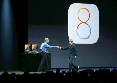 Apple unveils iOS 8 and OS X Yosemite: Now Macs work more seamlessly with iPhones and iPads