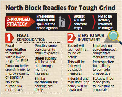 Narendra Modi government's 5-year plan: 2 years to repair, 3 for growth