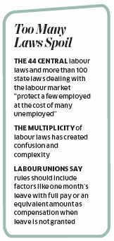 Industry and unions hope for a revamp in labour rules