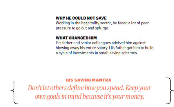 Eight mantras to control spending and start saving