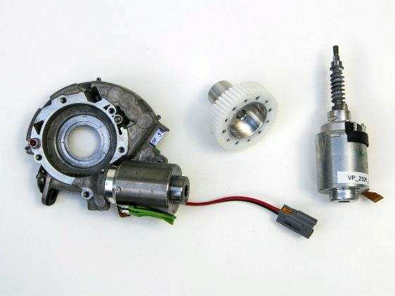 Ford Adaptive Steering system