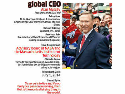 Ford CEO Alan Mulally on scripting one of the most incredible turnarounds in corporate history