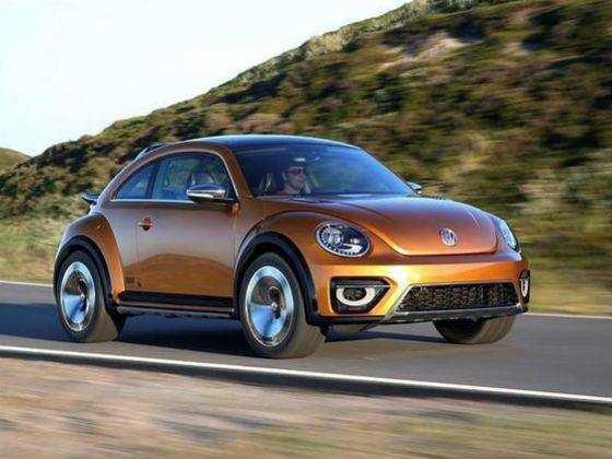 Volkswagen Beetle Dune production confirmed