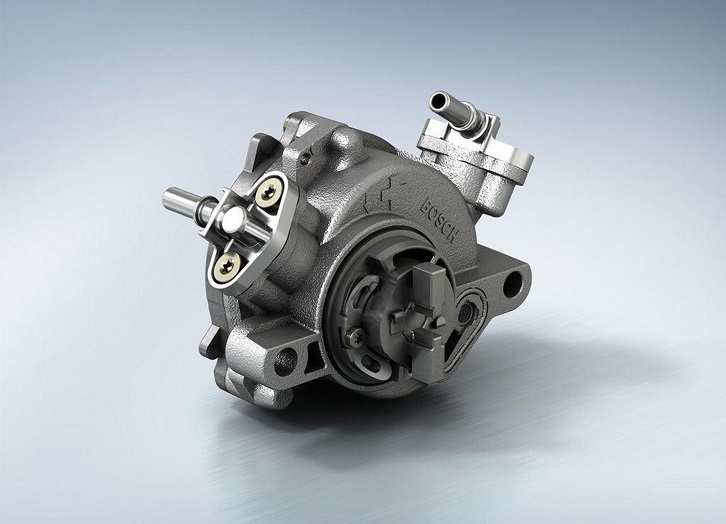 Bosch Develops Vacuum Pump Costing 75 Lesser But More Efficient
