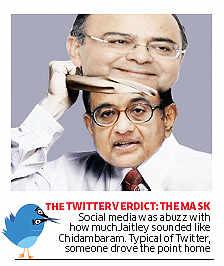 Budget 2014: Decoding Finance Minister Arun Jaitley's dress