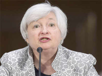 Monetary easing still needed: Federal Reserve Chair Janet Yellen