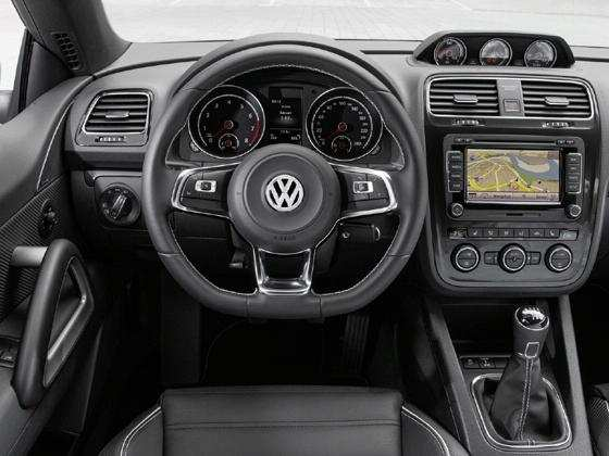 2015 Volkswagen Scirocco Coupe Launched The Economic Times