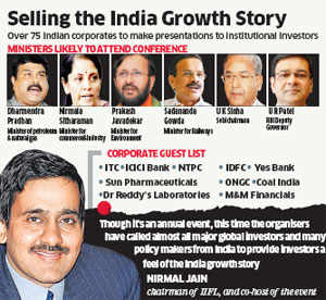 PM Modi's government gears up to lure FIIs at US-based investor forum