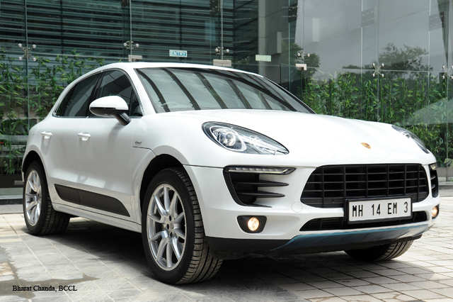 Porsche launches much awaited compact SUV Macan in India at Rs 1 crore to Rs 1.1 crore