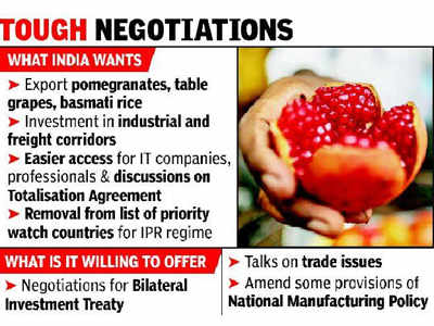 Give & take during PM Modi's US visit? Free import of American chicken legs for basmati exports