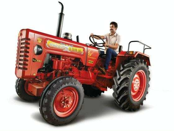 Mahindra introduces new 35HP tractor - The Economic Times