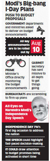Cabinet Secretary tells ministries to implement key Budget decisions before August 10